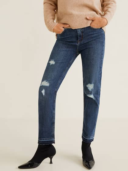 17ad6e567f0 Mango Jeans - Buy Mango Jeans online in India