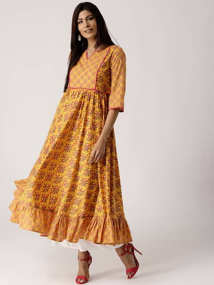 e8d09324178 Ladies Kurtas - Buy Kurtas for Women Online in India | Myntra