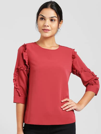 7dbd5f494cd Zink London Exclusive Zink London Products Online in India - Myntra