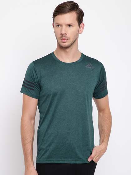 677220399bc7c Adidas T-Shirts - Buy Adidas Tshirts Online in India   Myntra