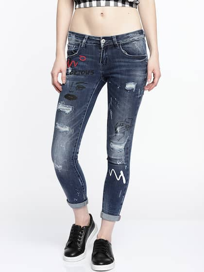 e819ef5af7842 Deal Jeans - Exclusive Deal Jeans Online Store in India at Myntra