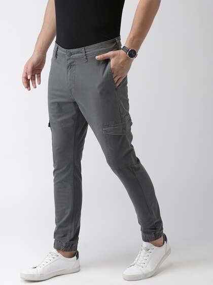 732b2549debc Cargo Pants For Men - Buy Latest Trendy Cargo Pants Online