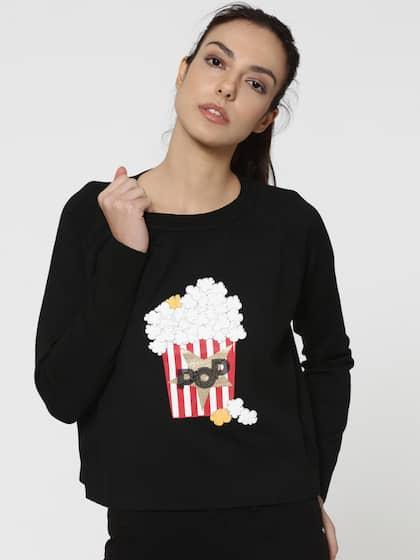 87a4048a3185d Sweaters for Women - Buy Womens Sweaters Online - Myntra