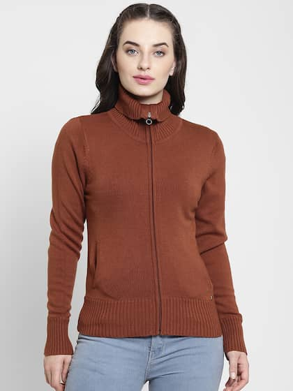 da850f2ce2e Sweaters for Women - Buy Womens Sweaters Online - Myntra