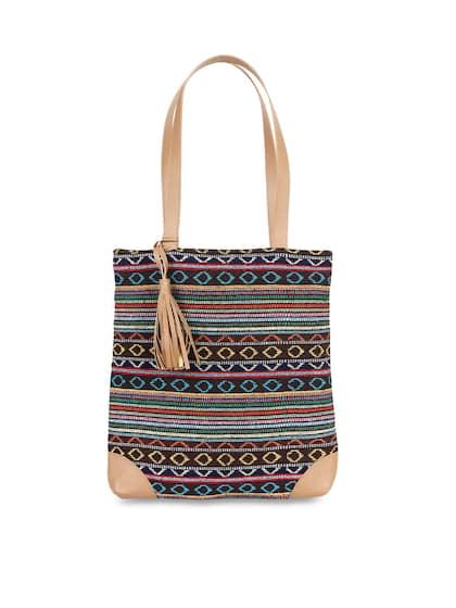 8665e821d1 Berta Tote Multi Colour - Buy Berta Tote Multi Colour online in India