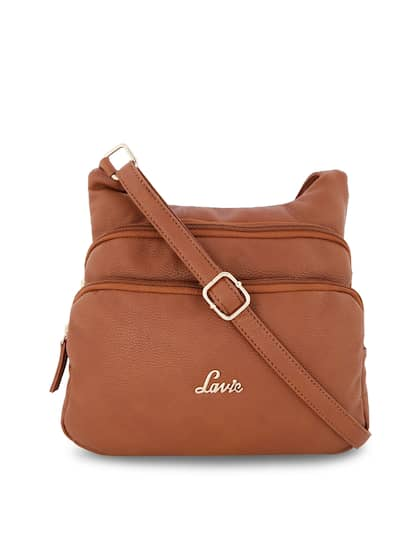 4a12bb9c66d Lavie Brown Handbags - Buy Lavie Brown Handbags online in India
