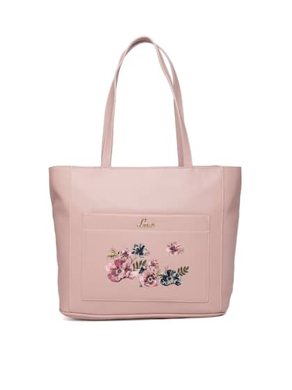 Pink Floral Handbags - Buy Pink Floral Handbags online in India