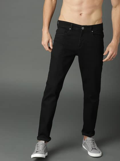 5b170ca2d2dd Slim Fit Jeans - Buy Slim Jeans Online in India | Myntra