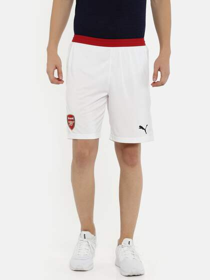 e0b4e986a Arsenal Shorts - Buy Arsenal Shorts Online in India