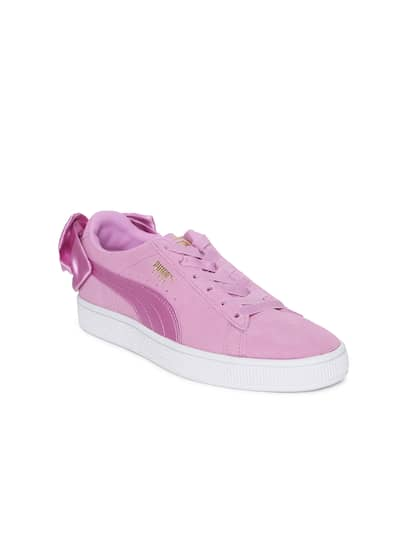 d8ed4c8b6485d0 Pink Puma Casual Shoes - Buy Pink Puma Casual Shoes online in India