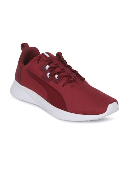 6be7c0138f7a95 Puma Maroon Shoes - Buy Puma Maroon Shoes online in India