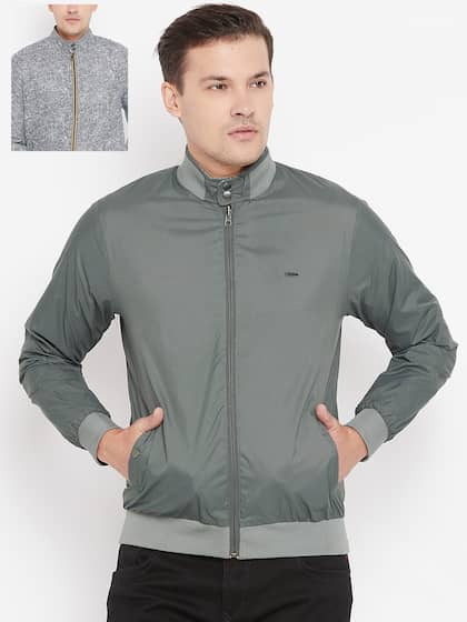5f963a31c Jackets for Men - Shop for Mens Jacket Online in India | Myntra