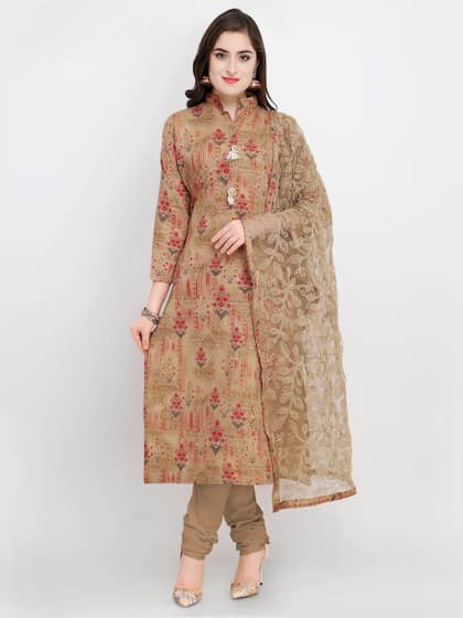 Rajnandini-Beige-Cotton