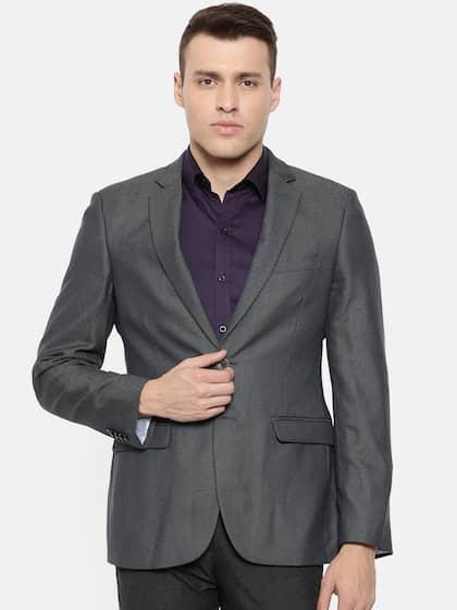 Blazers For Men Buy Men Blazer Online In India At Best Price Myntra