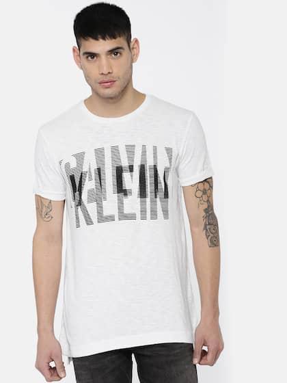 eb0be68fa305ab Calvin Klein Tshirts - Buy Calvin Klein Tshirts online in India