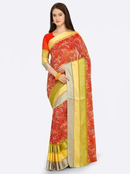 9ab98ff70dc5f Satin Sarees - Appealing Satin Sarees Collection Online in India ...