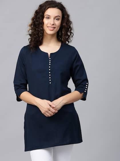 fc5635b73b1 Tunics for Women - Buy Tunic Tops For Women Online in India