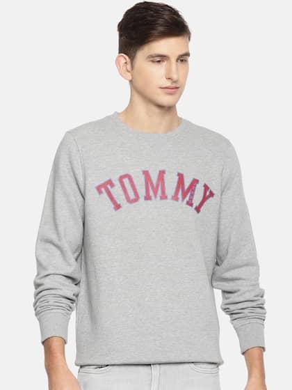 7a3bf915b428 Tommy Hilfiger Sweatshirts - Buy Tommy Hilfiger Sweatshirts online ...