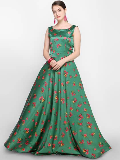 011c08341 Gowns - Shop for Gown Online at Best Price | Myntra