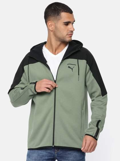 huge discount 5e3e8 ae275 Puma. Hooded Sporty Jacket