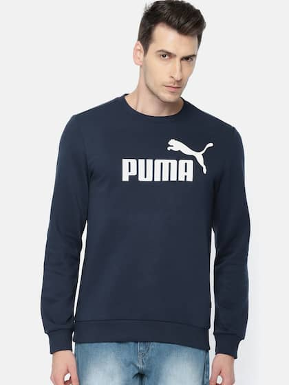 a2615ef3c6 Puma Sweatshirt - Buy Puma Sweatshirts for Men & Women In India