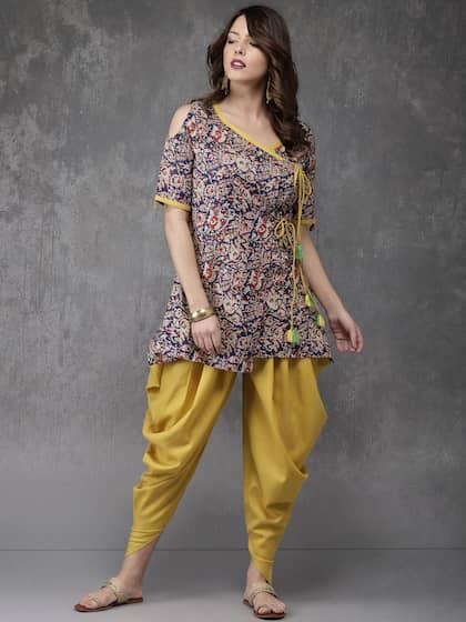 ac17acf753 Sleeveless Salwar Suit