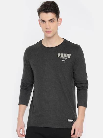80ad82227b6 Puma Long Sleeve Tshirts - Buy Puma Long Sleeve Tshirts online in India