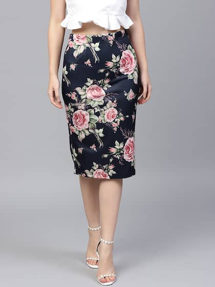 07f05629e Pencil Skirt - Buy Pencil Skirt online in India