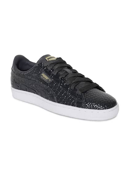 Puma Basket Shoes - Buy Puma Basket Shoes online in India c9db973409