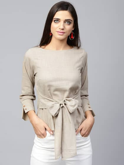 5237c5a0be953 Long Sleeve Tops - Buy Long Sleeve Tops online in India