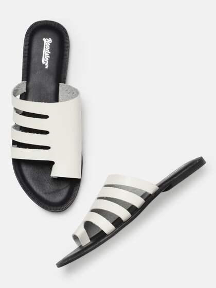 fa660284ca0b Flat Sandals - Buy Flat Sandals Online in India