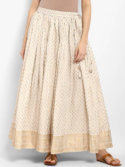 af5ad3983ea96d Long Skirts - Buy Long Skirts Online in India