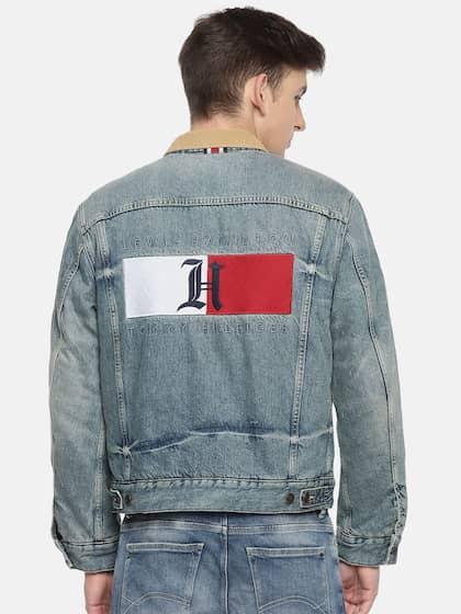Hilfiger Denim Jackets - Buy Hilfiger Denim Jackets online in India 9c19a67f02