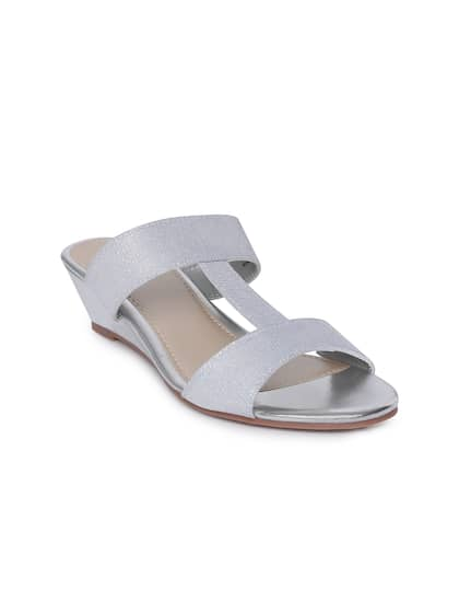 92541bd90 Silver Wedges - Buy Silver Wedges online in India