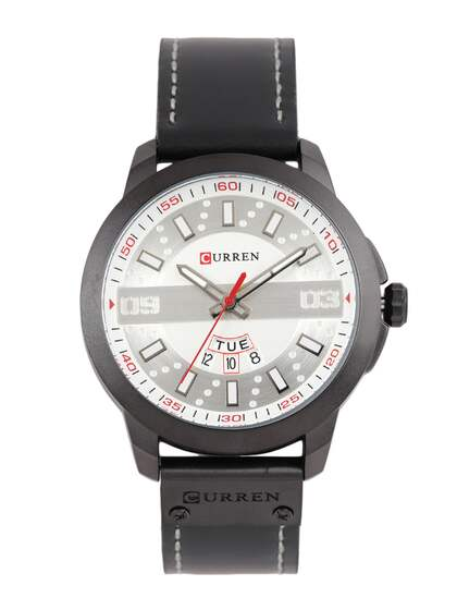6bc178708f8 Curren Watches - Buy Curren Watch For Men Online In India
