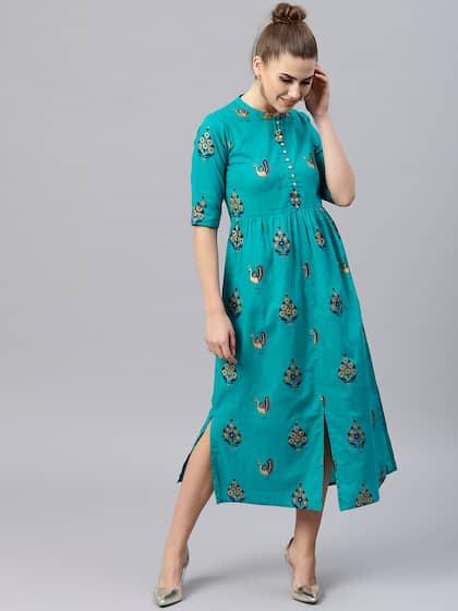 f54bbf6a08b06 Designer Dresses - Shop for Designer Dress Online in India