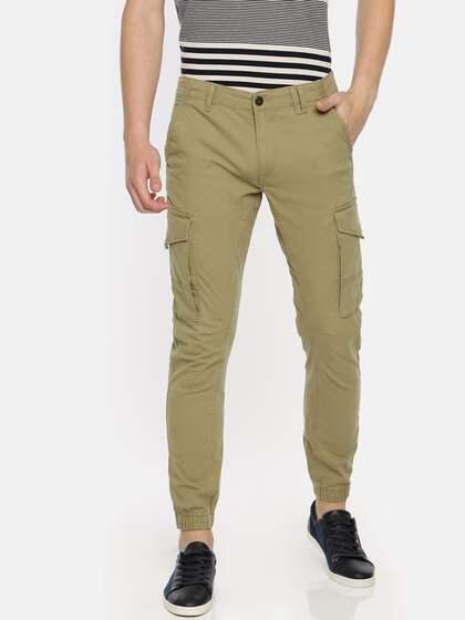6434a68c626f Cargo Pants For Men - Buy Latest Trendy Cargo Pants Online