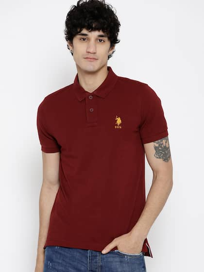 966147c68d U.S. Polo Assn - Buy U.S Polo Association Products Online | Myntra