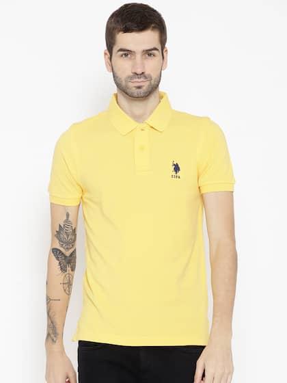 c7e6e65ddeb U S Polo T-Shirts - Buy U S Polo T-Shirts For Men   Women