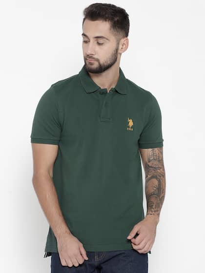 U S Polo T Shirts Buy U S Polo T Shirts For Men Women Myntra