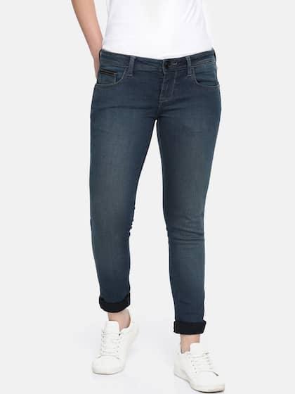 42b81b1e88 Wrangler. Women Skinny Fit Jeans