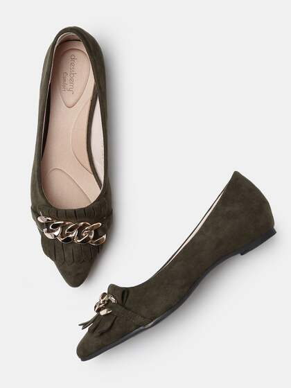c48552692cc09 Flats - Buy Womens Flats and Sandals Online in India | Myntra