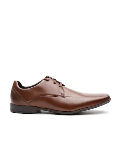 e21209ea2a1c CLARKS - Exclusive Clarks Shoes Online Store in India - Myntra