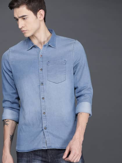 66145127be9 Casual Shirts for Men - Buy Men Casual Shirt Online in India
