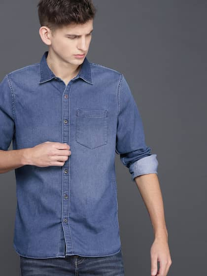 ae3b5eb7b88 Denim - Buy Denim Clothing for Men, Women & Kids Online | Myntra