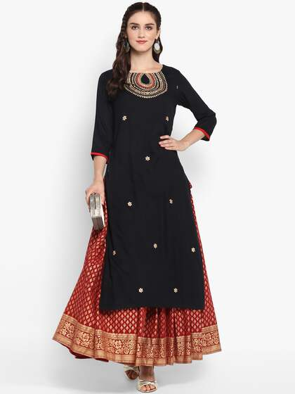 369478d20 Black Salwar Suit