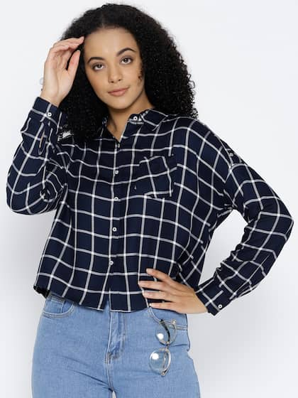 0a355f0fd51a Lee Cooper Women Shirts - Buy Lee Cooper Women Shirts online in India