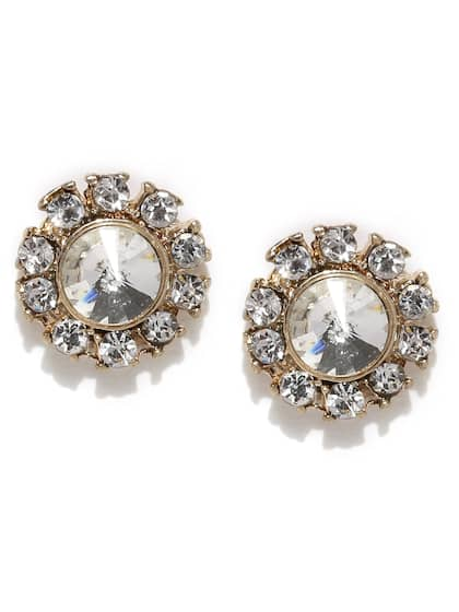 Stud Earrings Buy Stud Earring Online In India Myntra