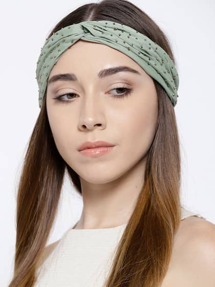 Tarbiya Kraft. Women Embellished Hairband