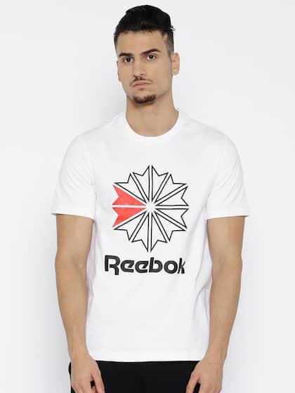 5d85e5b7822a32 Reebok Classic Tshirts - Buy Reebok Classic Tshirts online in India